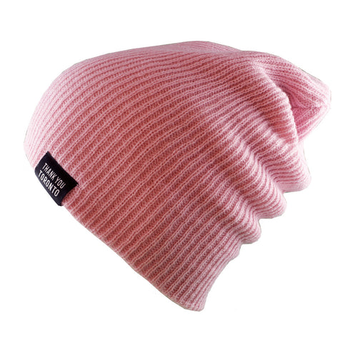 Classic Beanie - Pink