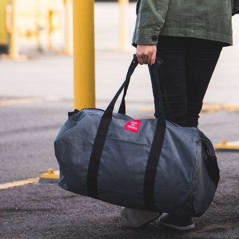 Thank You Toronto Weekender Duffle Bag