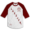 Dream Team Raglan Red