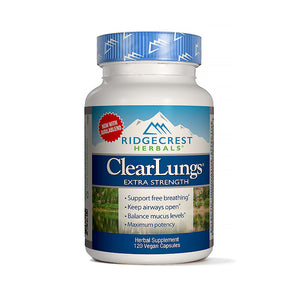 Clearlungs Extra Strength