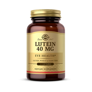 Lutein 40 mg Softgels