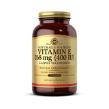 Vitamin E 268 mg (400 IU) Alpha Softgels