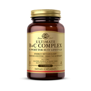 Ultimate B+C Complex Tablets