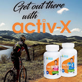 Activ-X® for Men 엑티브-X + Multi vitamins for active male