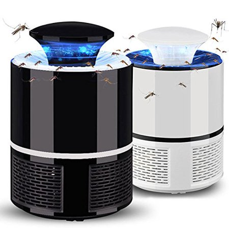 Electronic LED Mosquito Killer Lamps Super Trap Mosquito Killer Machine + i12 TWS 5.0 Wireless Earphone is Free