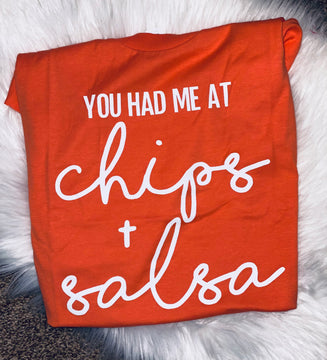 The Chips and Salsa Tshirt