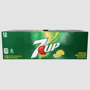 7-up - 12-pack