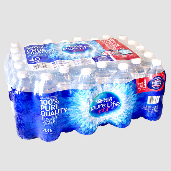 Bottled Water (40-pack)