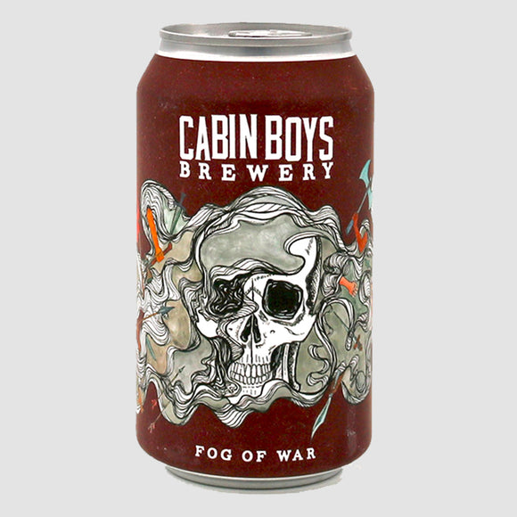 Cabin Boys - Fog of War Double IPA (4-pack)