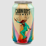 Cabin Boys - Goin' Stag Belgian Single Malt + Single Hop (4-pack)