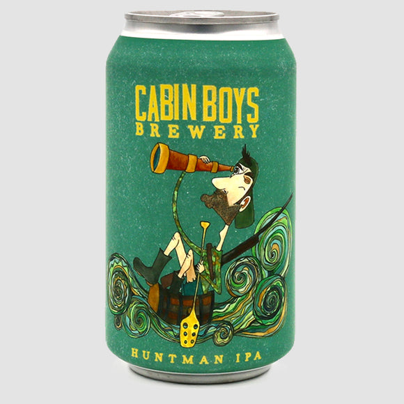 Cabin Boys - Huntman IPA (4-pack)