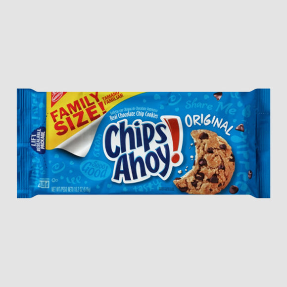 Chips Ahoy! Family Pack (18.2oz)