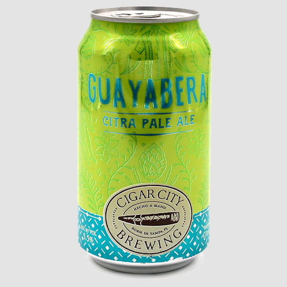 Cigar City - Guayabera Citra Pale Ale (6-pack)