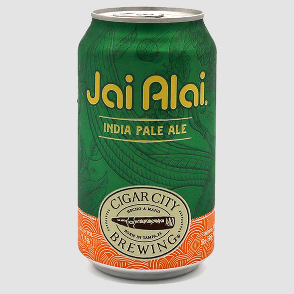 Cigar City Jai Alai IPA - 6-pack (12oz cans)