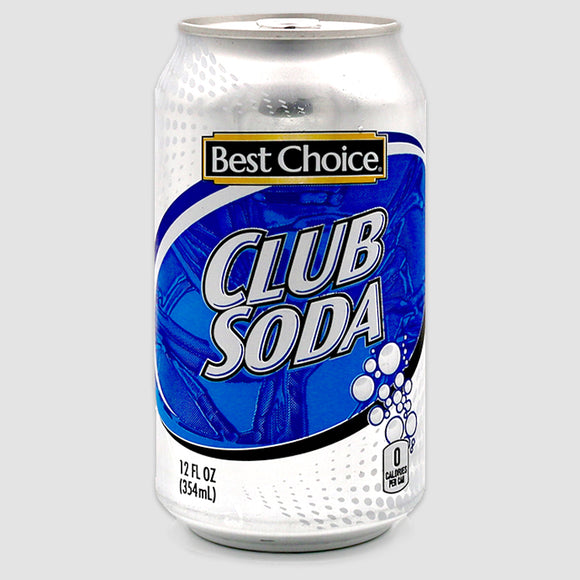 Club Soda - Can