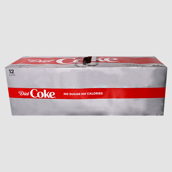 Diet Coke - 12 pack