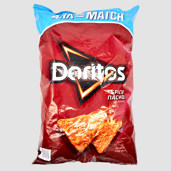 Doritos - Spicy Nacho Big Bag (18.875oz)