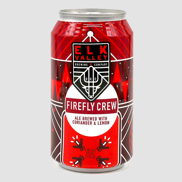Elk Valley - Firefly Crew Ale (6-pack)