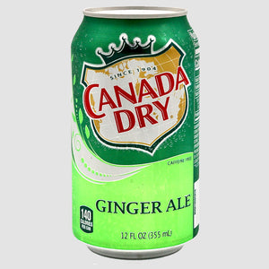 Ginger Ale - Can
