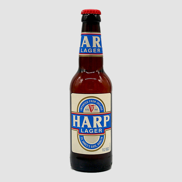 Harp Irish Lager - 6-pack (11.2oz bottles)