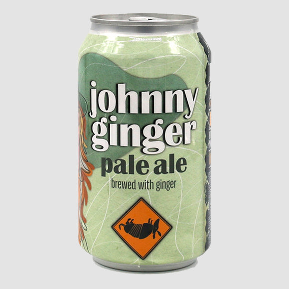 Dead Armadillo - Johnny Ginger Pale Ale (4-pack)