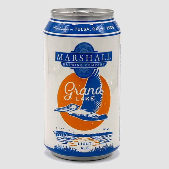 Marshall - Grand Lake Light Ale (6-pack)