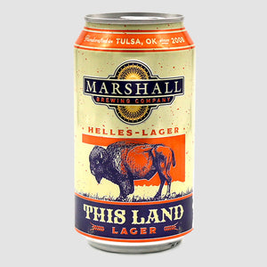 Marshall - This Land Lager (6-pack)