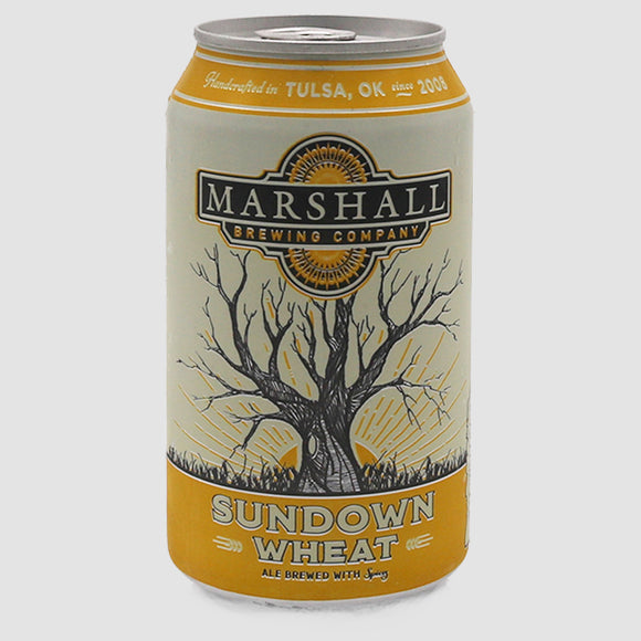 Marshall - Sundown Wheat (6-pack)