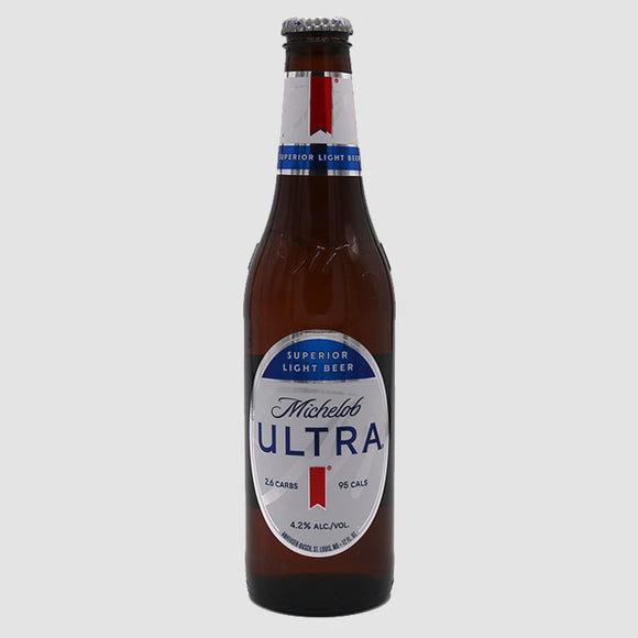 Michelob Ultra - 6-pack (12oz bottles)