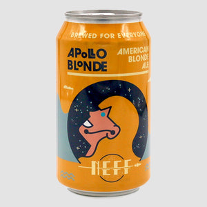 Neff Brewing - Apollo Blonde (4-pack)