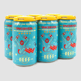 Neff Brewing - Spacerveza Mexican Lager (6-pack)
