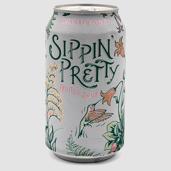 Odell Sippin' Pretty Sour - 6-pack (12oz cans)
