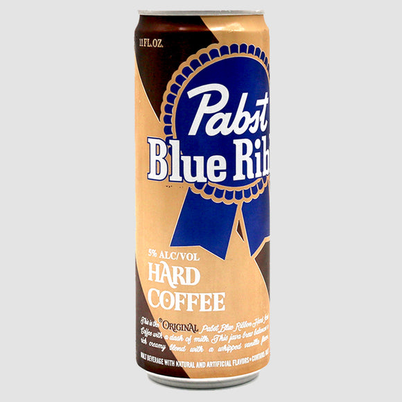 PBR Hard Coffee - 4-pack (11oz cans)