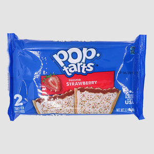 Pop Tarts - Frosted Strawberry (2pk)