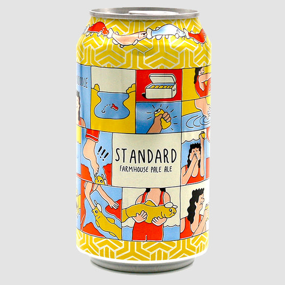 Prairie - Standard Farmhouse Pale Ale (4-pack)