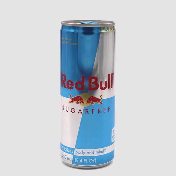 Red Bull - Sugar Free (8.4oz)