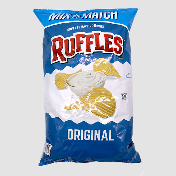 Ruffles - Big Bag (16.625oz)