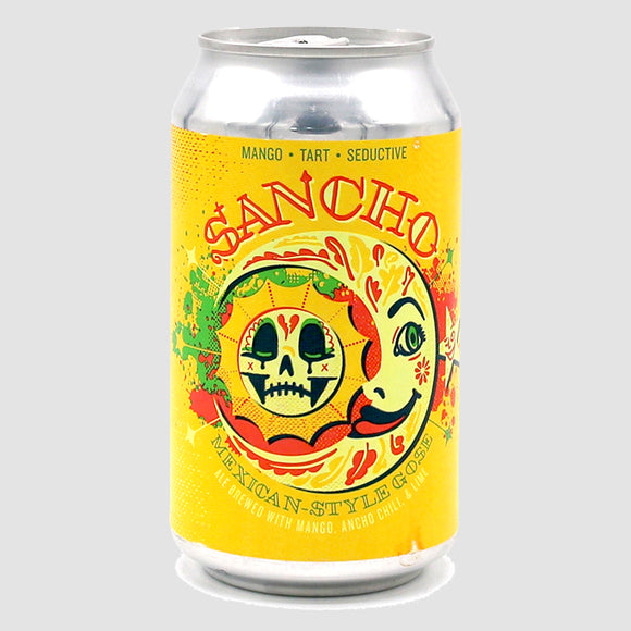 Roughtail - Sancho Mexican-Style Gose (4-pack)