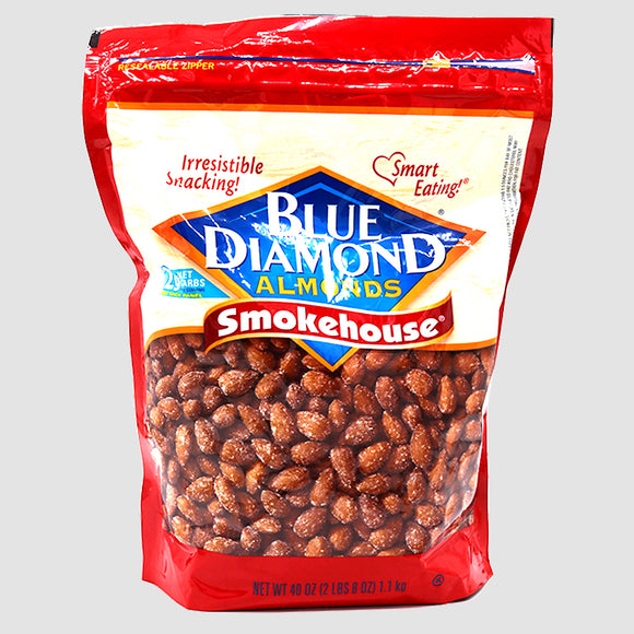 Smokehouse Almonds (40oz)