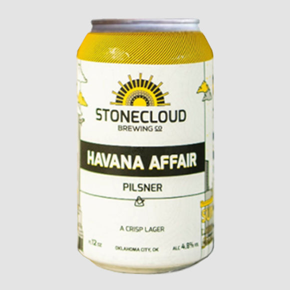 Stonecloud - Havana Affair Pilsner (6-pack)