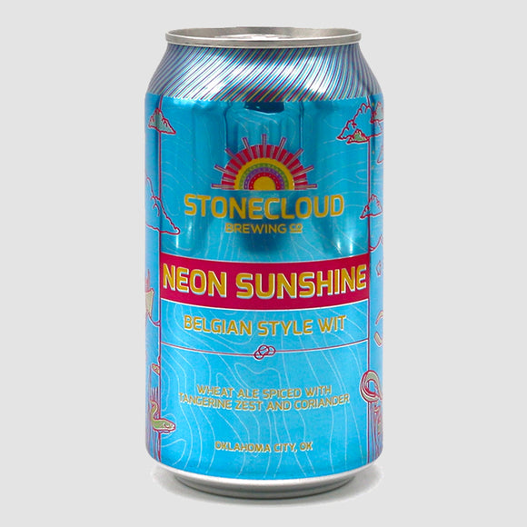 Stonecloud - Neon Sunshine Belgian Wheat (6-pack)