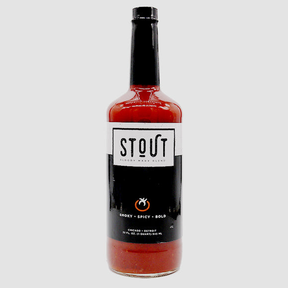 Stout Bloody Mary Mix - 1L