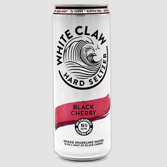 White Claw - Black Cherry (6-pk)