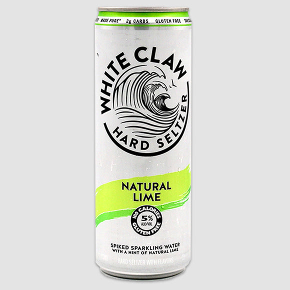 White Claw - Lime (6-pk)