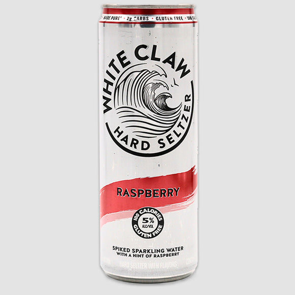 White Claw - Raspberry (6-pk)