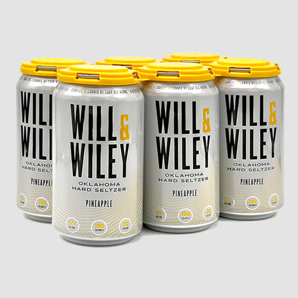 Will & Wiley - Pineapple (6-pack)