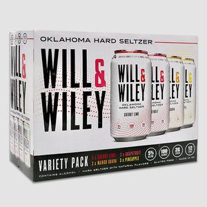 Will & Wiley Variety Pack (12-pack)