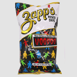 Zapp's Kettle Chips - Voodoo (5oz)