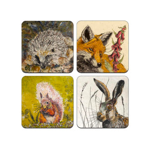 Annabel Langrish - Wildlife Tablemats