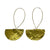 Daki Daki Design Brass Earrings